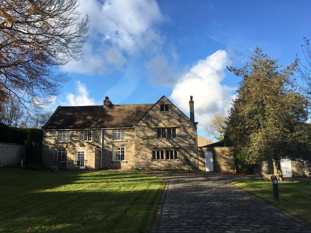 Hollymoorside Farm House