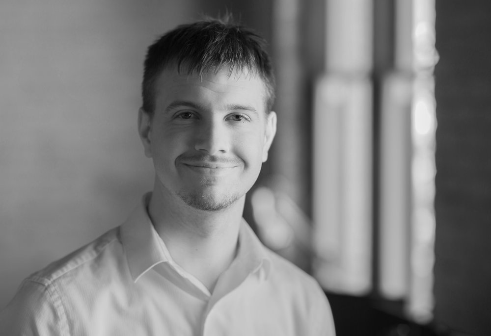 BRETT BENKA - Brett Benka graduated with a Master's Degree in Architecture from the University of Wisconsin-Milwaukee in 2014.  He worked at Continuum Architects and Planners before coming to Dan Beyer Architects in March of 2016.  His rigorous attention to detail allows him to assist the design process and create clearly organized contract documents. As an experienced technician of Revit, SketchUp, V-Ray and Adobe Photoshop, Brett also creates beautiful renderings of architectural spaces that allow clients to better understand the design and experience of the space. What is your favorite TV show and why?Game of Thrones because the characters are great and their destinies are totally unpredictable.  Plus I just love castles, magic, and other nerdy things. Who was the worst roommate you've ever had?Probably this guy named Brett Benka.  He never wanted to do the dishes and would often leave his pants on the floor. What is the strangest thing about you?That's a real tough one.  There are so many things to choose from.  It would have to be my obsession with French Bulldogs.  They are bizarre animals and I can't help but laugh when I see one.