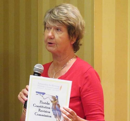 Joanne Aye, Co-President              Broward County League of Women Voters
