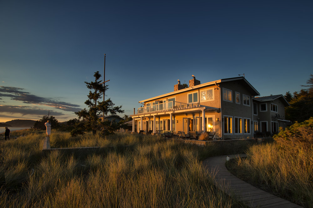 Inquire about our Whidbey Island Retreat  .