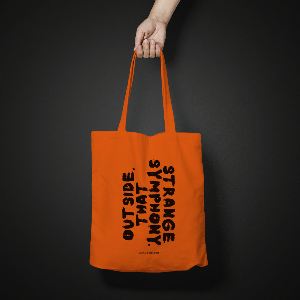 TOTE BAG   €12.00  Order now
