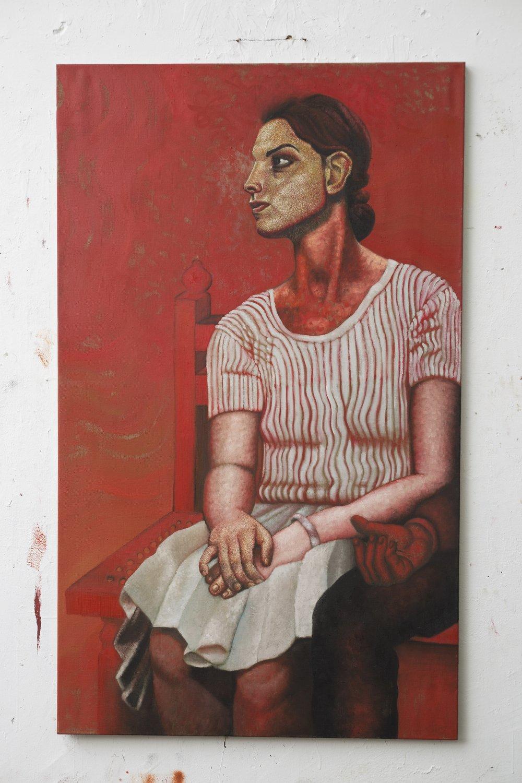 Bendt Eyckermans -Koninklijke Academie voor Schone Kunsten van Antwerpen België