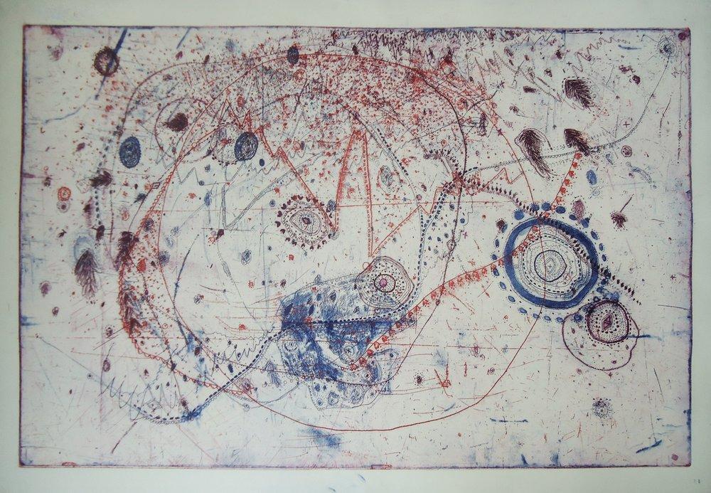 Najima Laachir -Koninklijke Academie voor Schone Kunsten van Antwerpen België