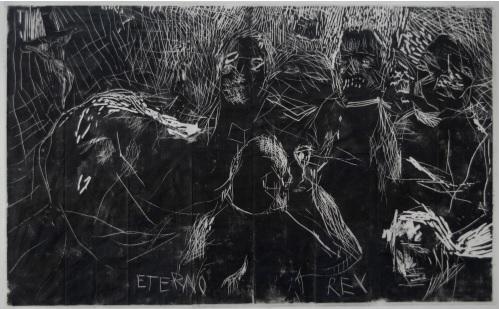 Julio Varela -Académie Royale des Beaux-Arts d'Anvers Belgique