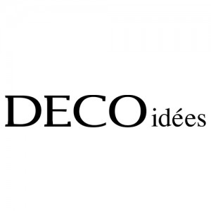 Publication in the agenda of Deco Idées
