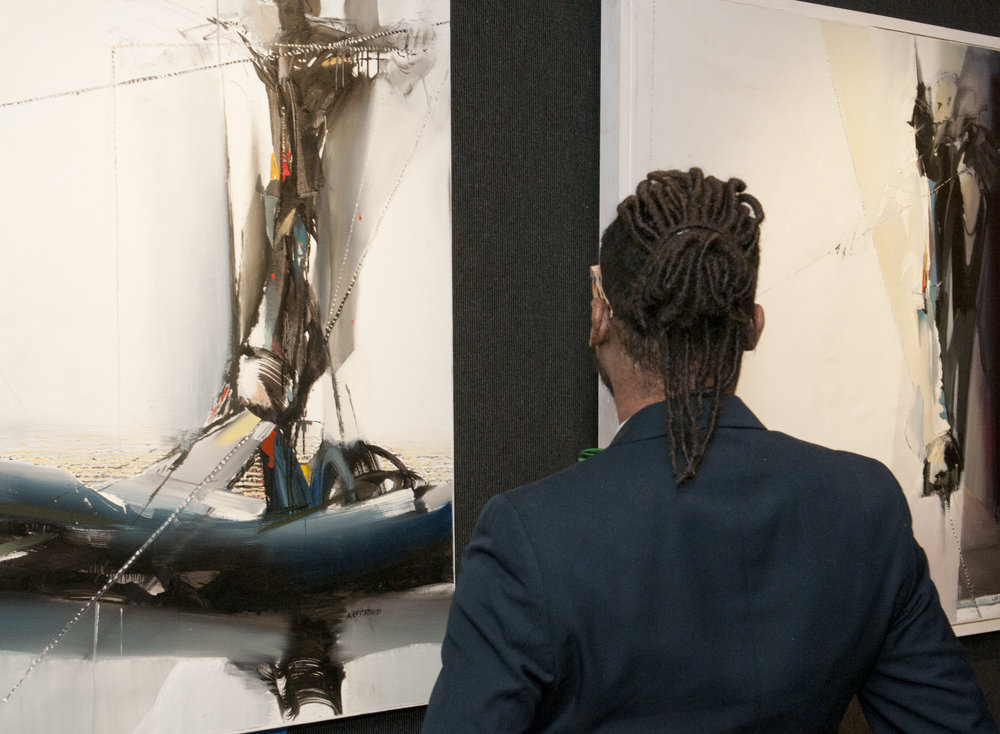 Accessible Art Fair - Foire de New York - Brussels Airlines Likes Art Award