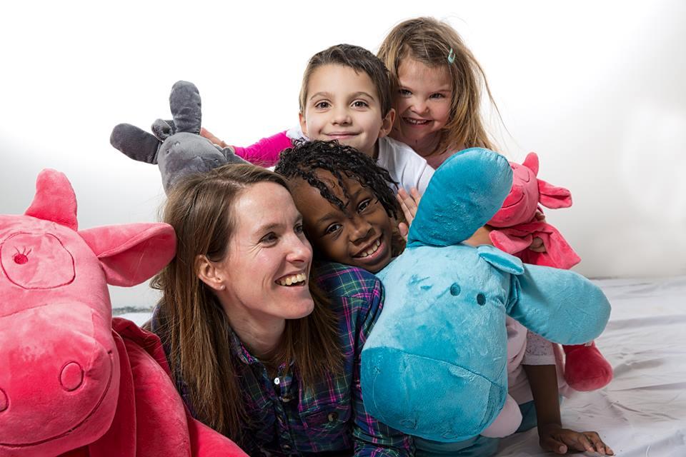 Accessible Art Fair - Justine for Kids - Notre Mission