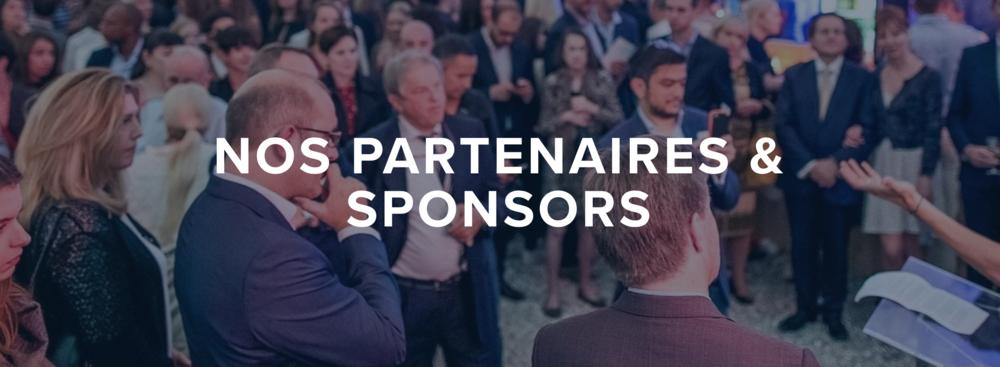 Accessible Art Fair - Partenaires & Sponsors - Nos partenaires & Sponsors
