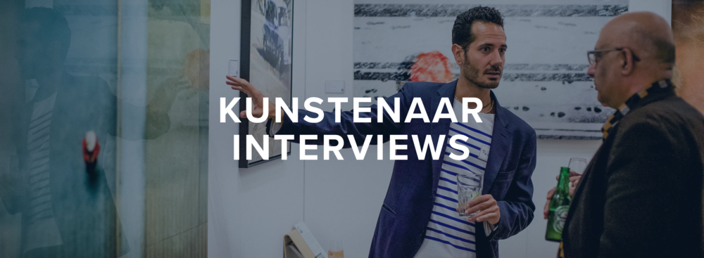Accessible Art Fair - Kunstenaars - Kunstenaar Interviews
