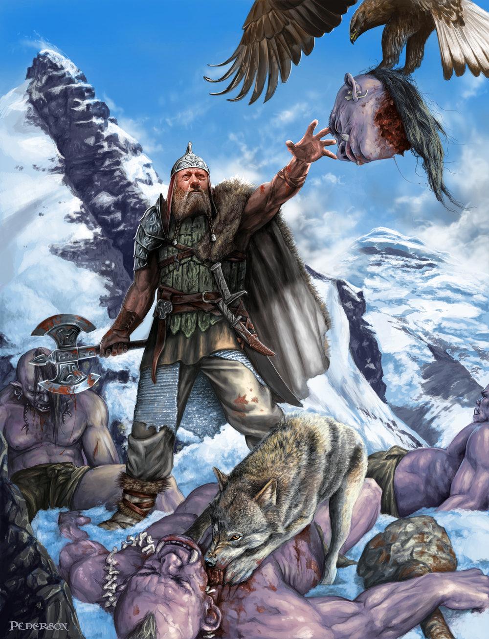 Erik the Conquerer