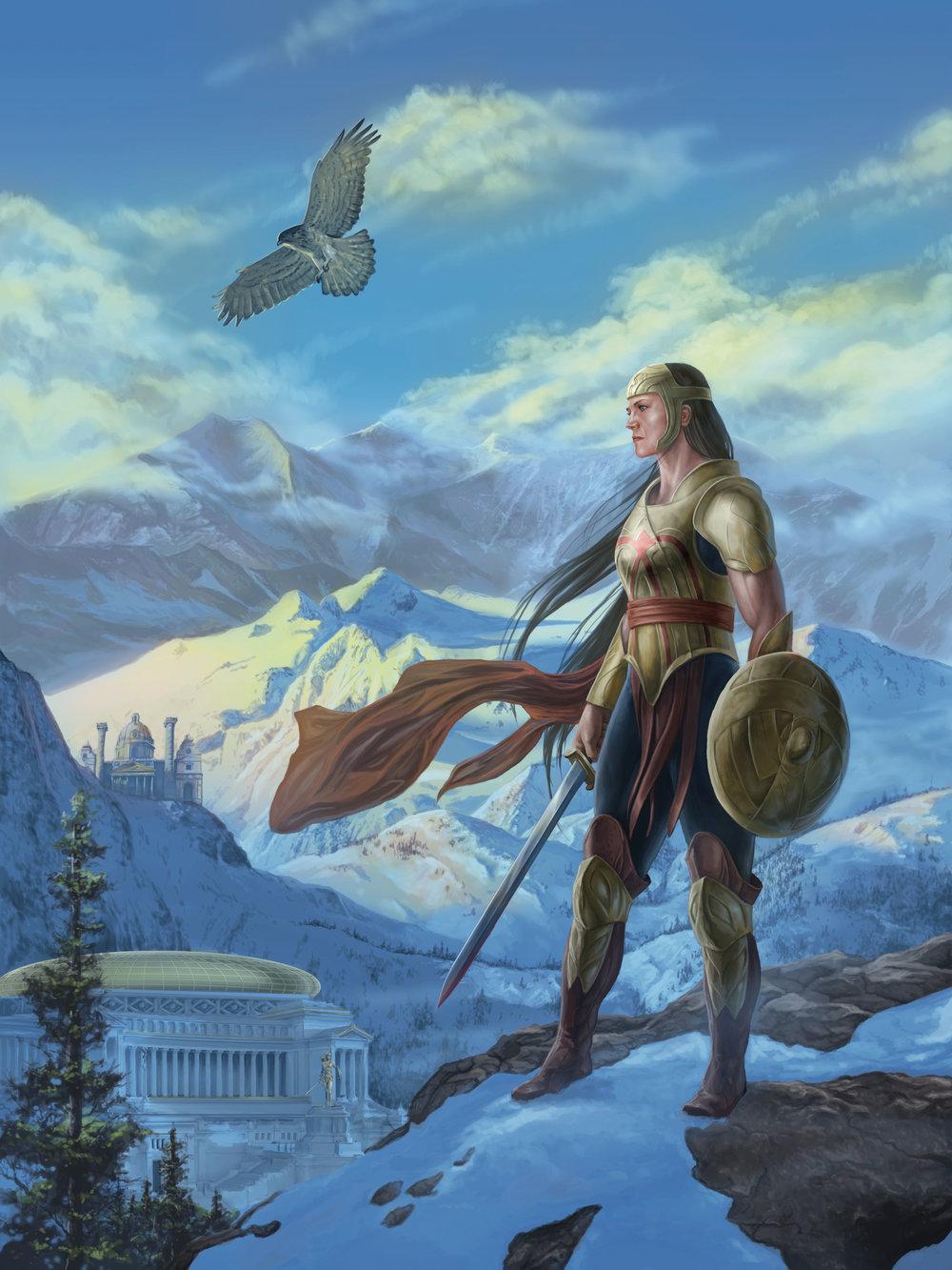 Woman of Themyscira