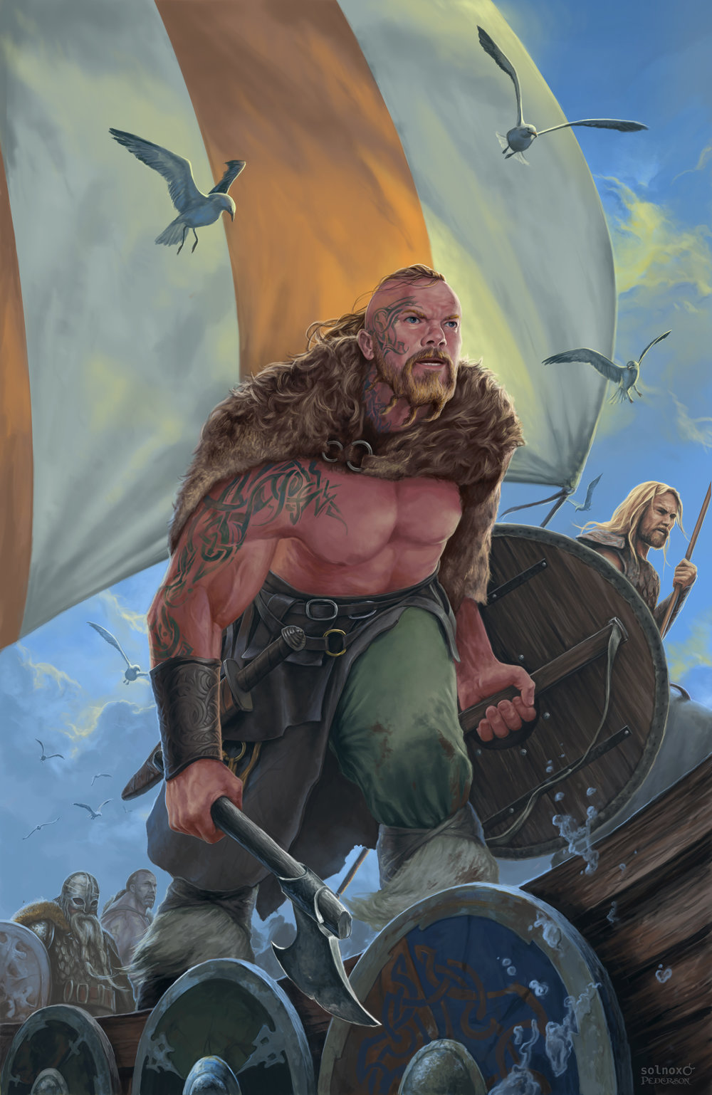 Jason the Viking