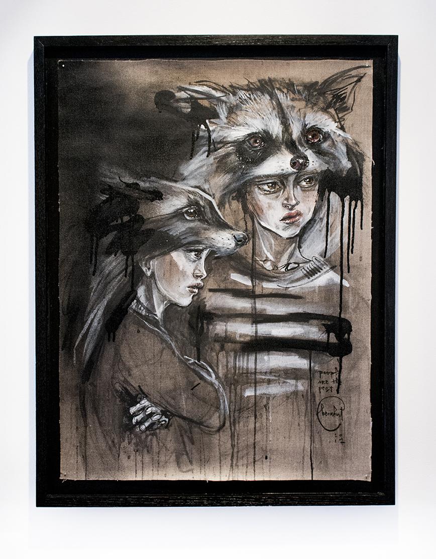 Artist: Herakut