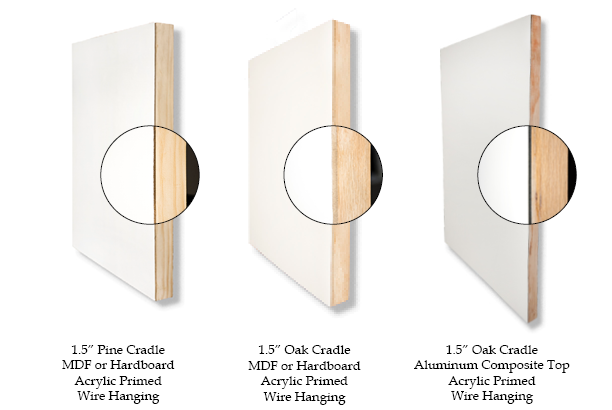 """Panels can be built to sizes up to 4""""x8"""""""