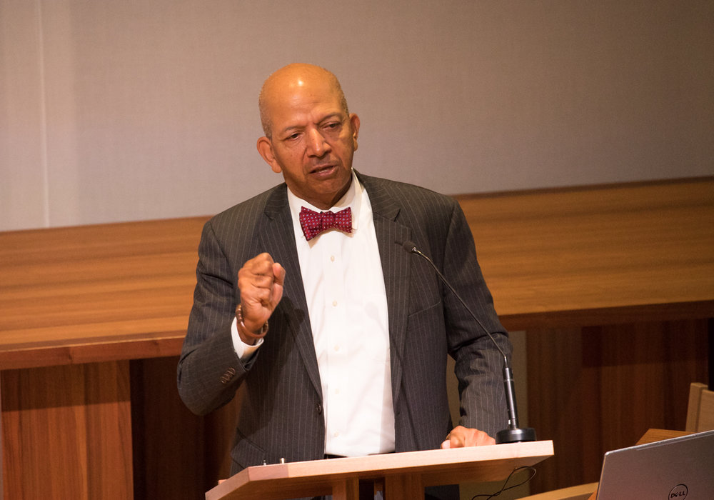 Anthony Williams, Federal City Council