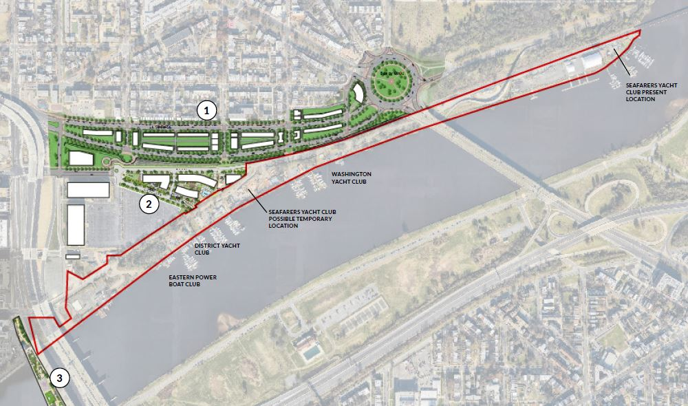 With all of the development planned immediately adjacent to Boathouse Row, is there a way to increase public access to the river without displacing the historic private clubs?