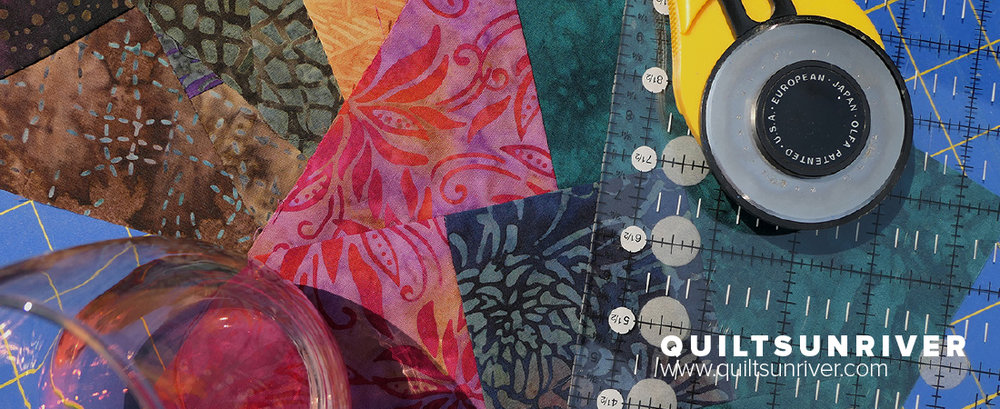 There's nothing quite as satisfying as a quilting retreat with friends: laughter, creativity, the gift of time and space to indulge in your quilting projects!