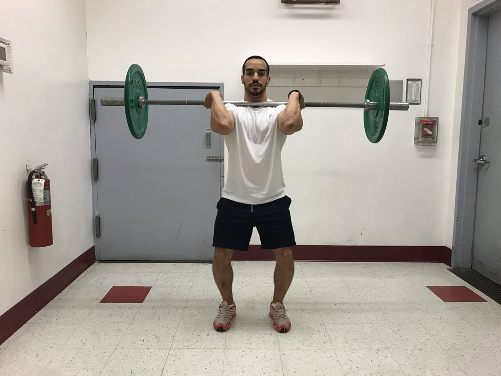 how-to-do-power-cleans-correctly