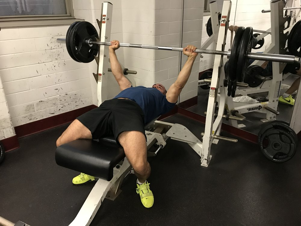 good-bench-press-technique