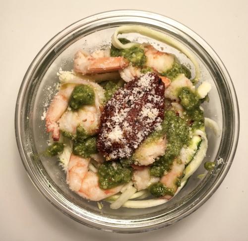 Pesto-Shrimp-Zucchini-Pasta