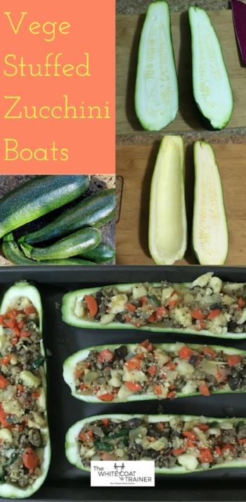 Stuffed-Zucchini-Boats