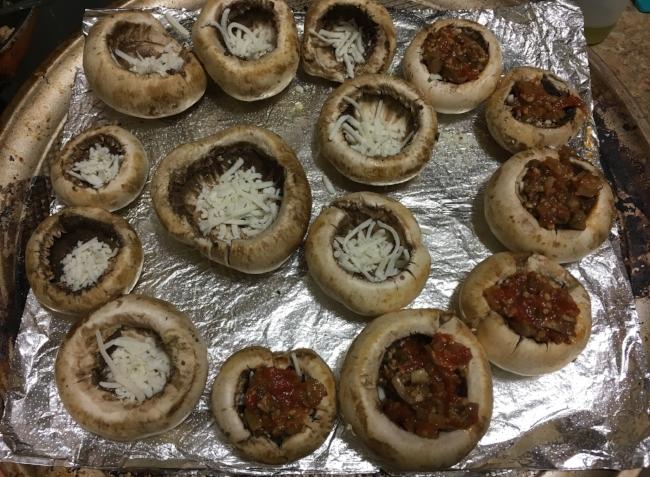 Mushroom-Pizza-Bite-Recipe