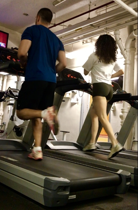 Cardio, the most common exercise performed across the nation... -