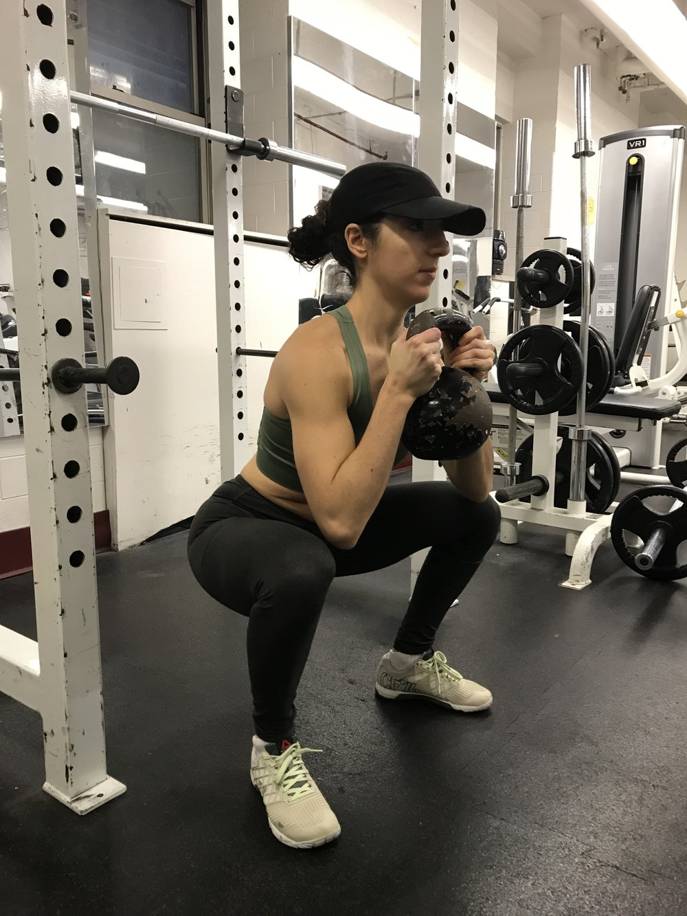 how-to-goblet-squat