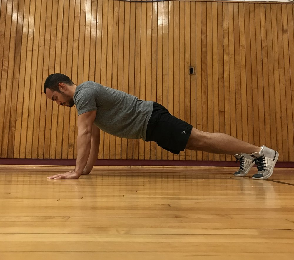 push-up-form