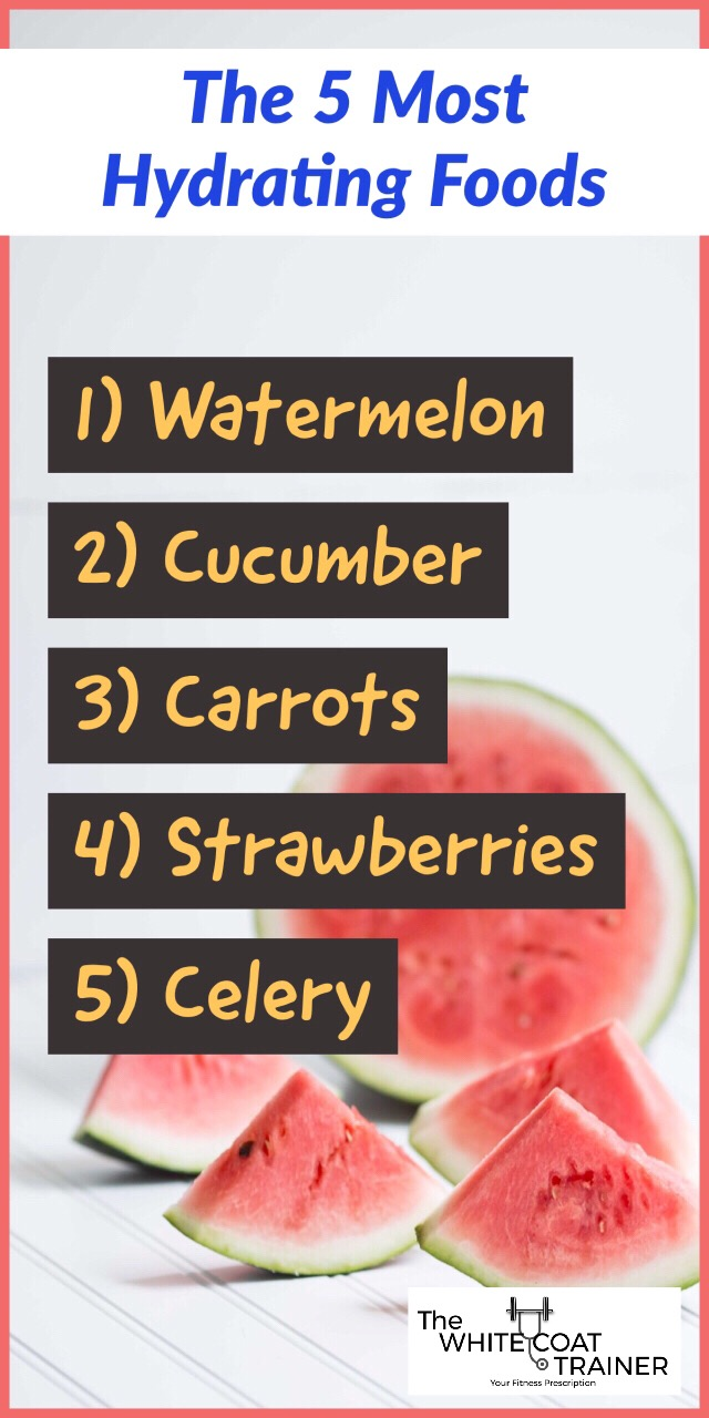 best-hydrating-foods