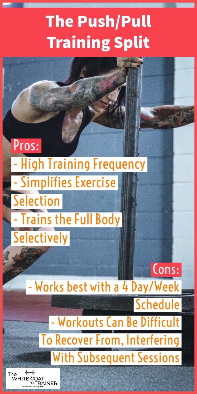 push-workout-split