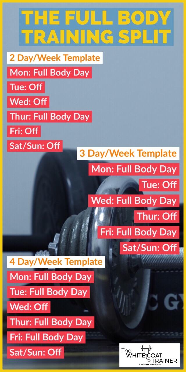 2-day-split-workout