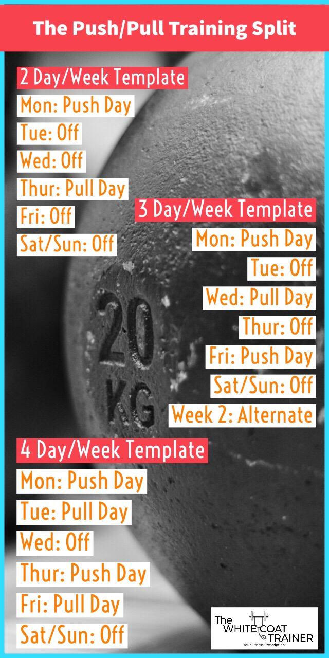 4-day-split-workout