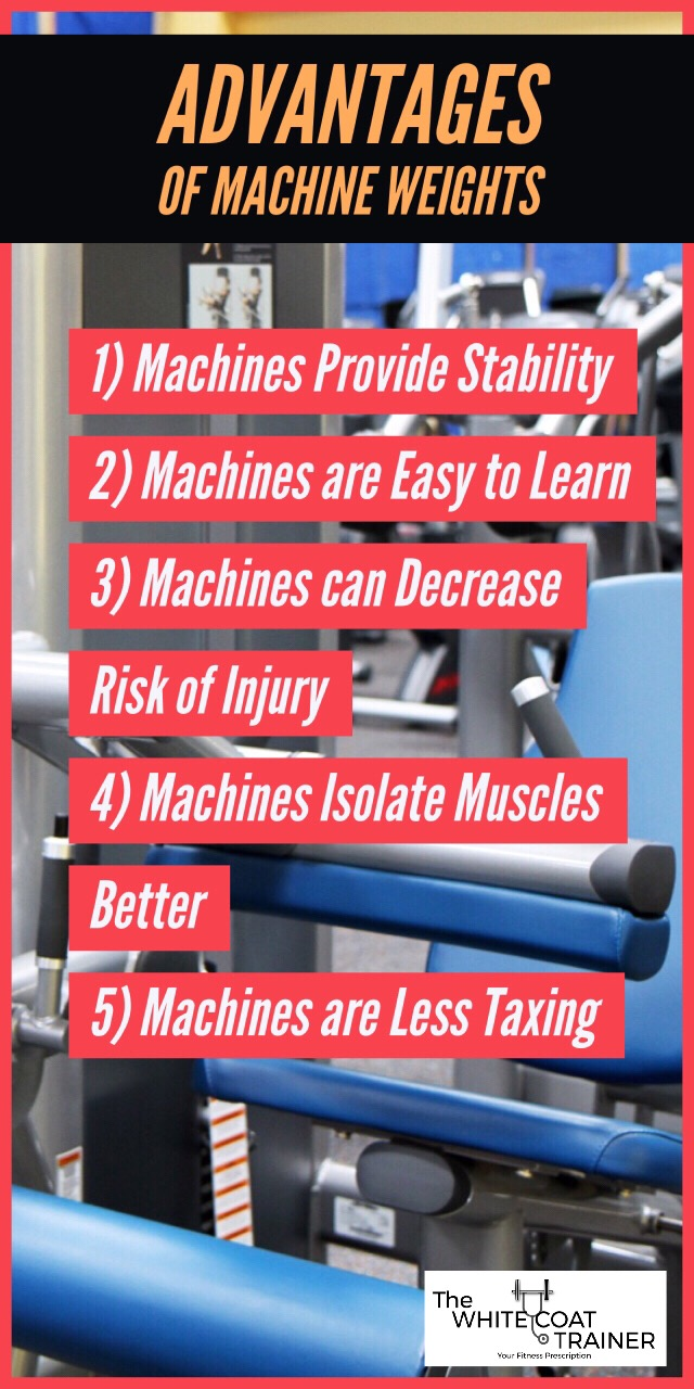 free-weights-machines-pros-cons