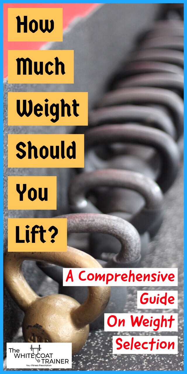 how-much-weight-should-i-lift