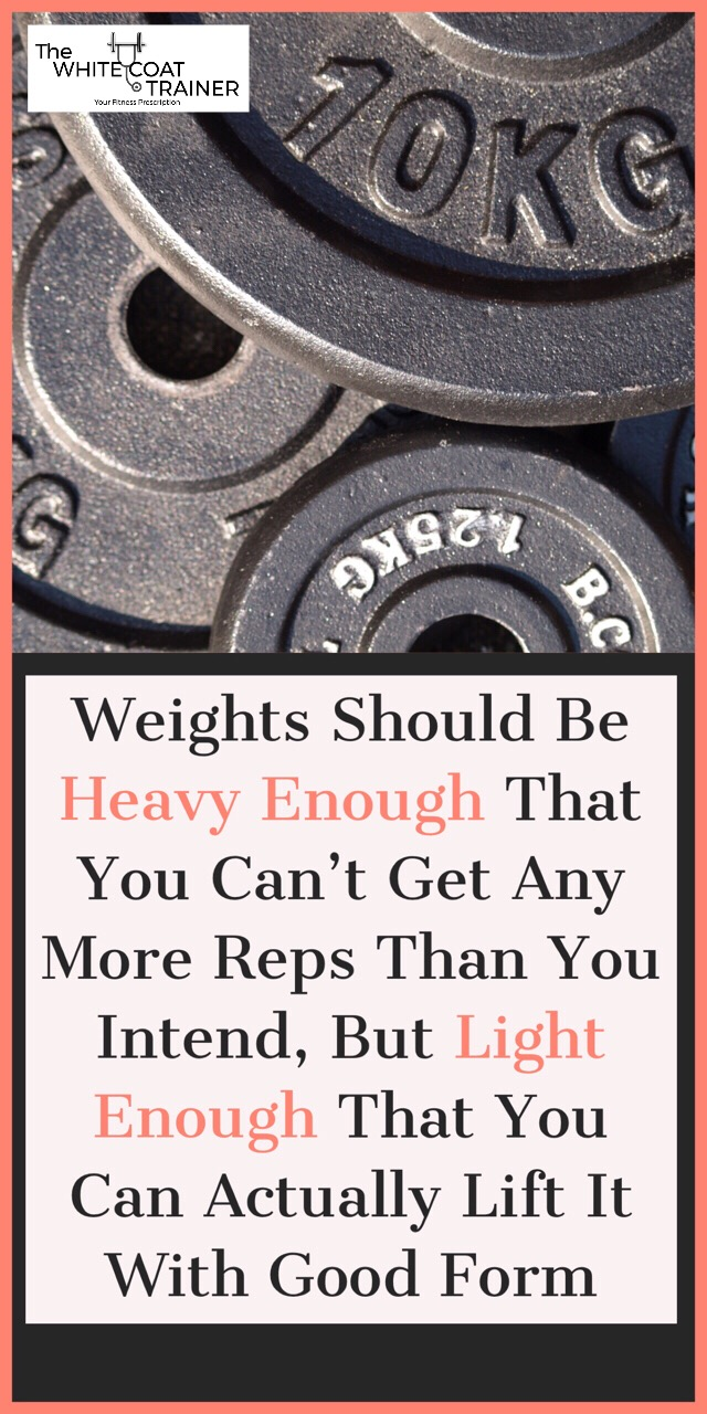 how-much-weight-should-i-lift-to-gain-muscle
