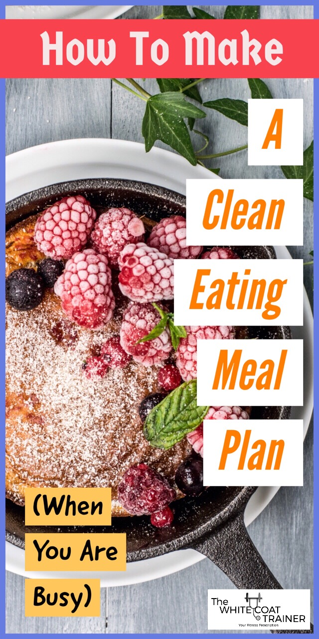 make-a-clean-eating-meal-plan