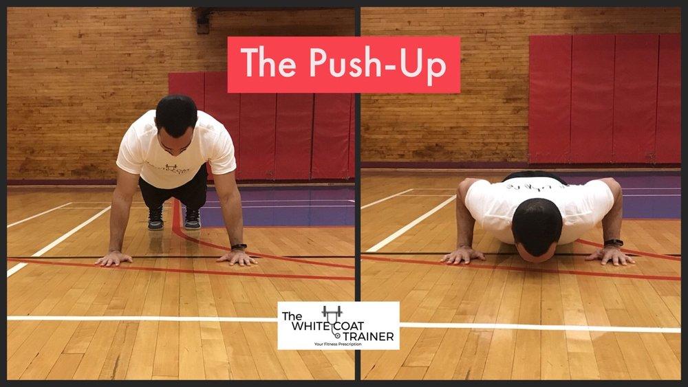 bodyweight-push-up