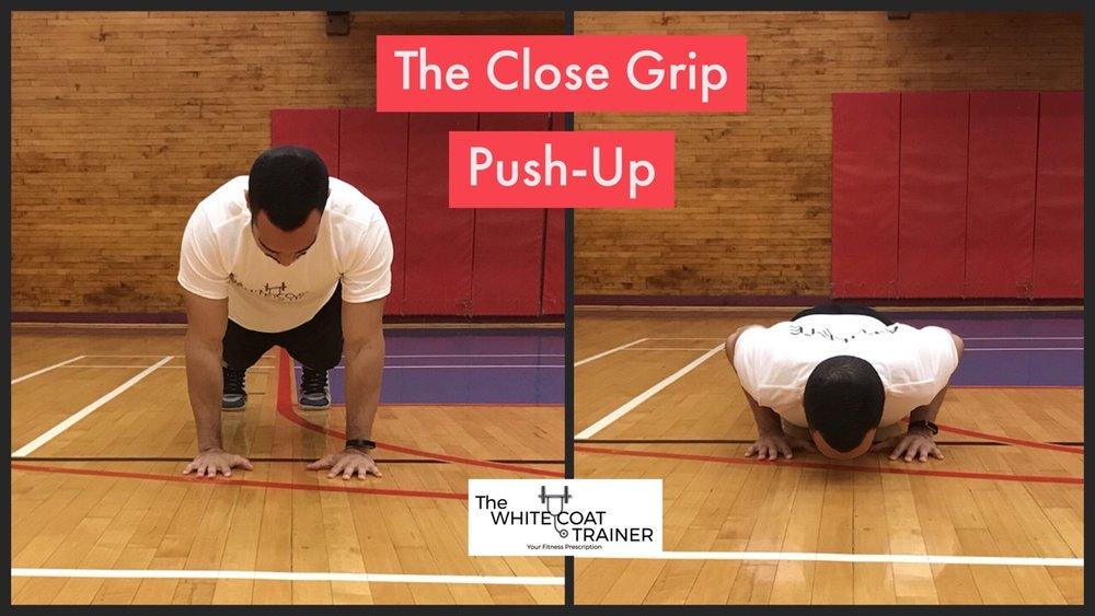 bodyweight-exercise-close-grip-push-up