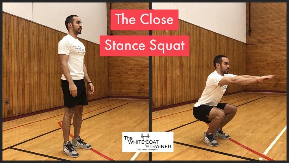 bodyweight-exercises-squat