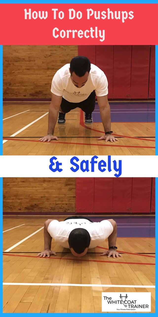 How-to-do-Push-ups