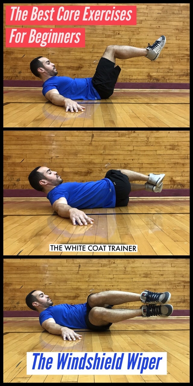 core-exercises-for-beginners