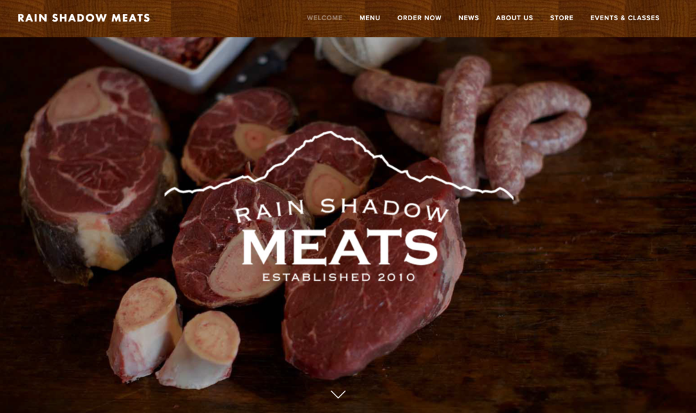 Rain Shadow Meats hero