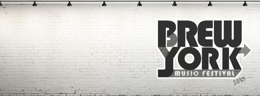Brew York Logo designed by Urban Analog