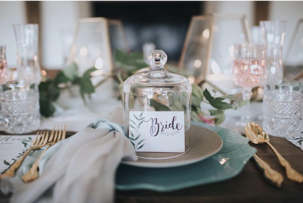 Stationery and styling - Selected wedding stylists who can help you organise your day, looking after the small details and designing bespoke packages.
