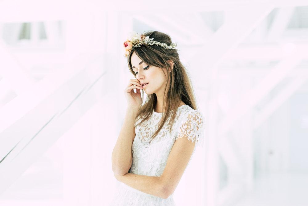 Bridal fashion  -