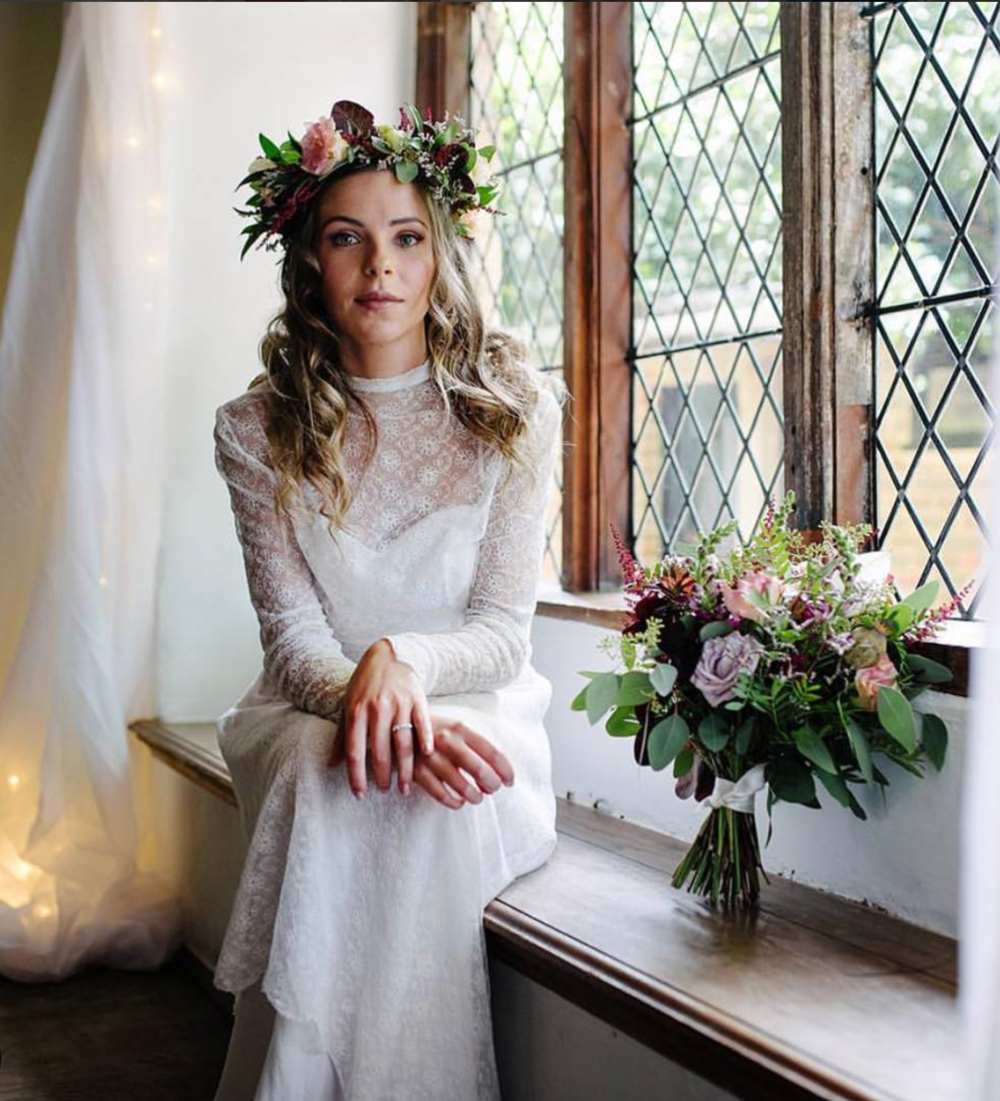 Story Of My Dress Bridal (West Malling, Kent)  Story Of My Dress collects original vintage dresses and tailor them for a more modern look. Every dress is an original and has a story!   You can find some pieces from our collection at this boutique.