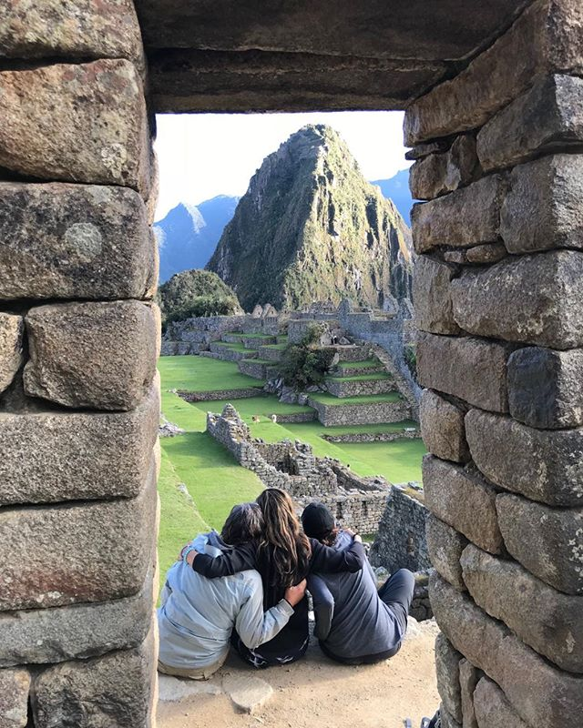 41 laps around the sun, each one of them challenging, each one of them fulfilling, each one of them filled with love and laughter. Hands down, my favorite memory of this past year was seeing Machu Picchu with my two best friends. These two bring so much light and love into my life. . . . Thank you for all the birthday wishes. I don't know what I did to deserve this incredible life, but I am forever grateful. ❤️ . . #birthdayhappiness #myheartisfull #macchupichu #bucketlist #seattlefitness #fitfam #fitmom #loveyourtribe