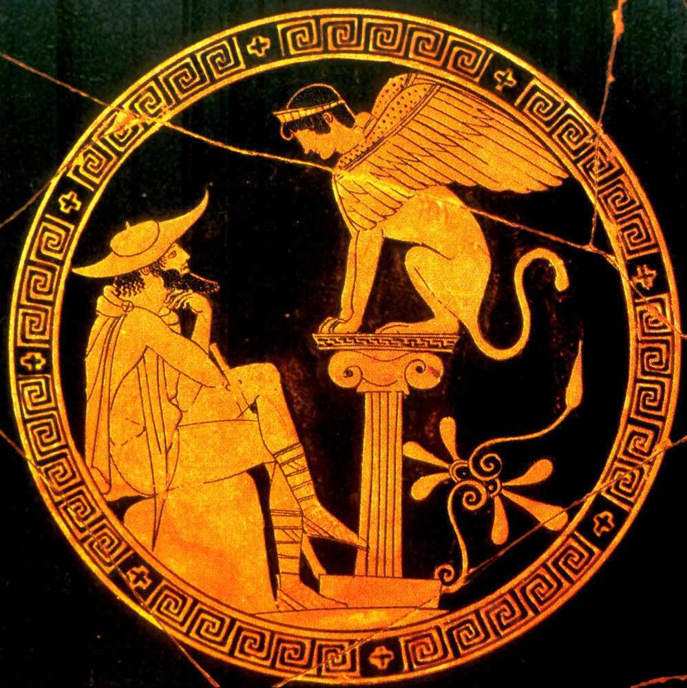 Œdipe devant l'énigme