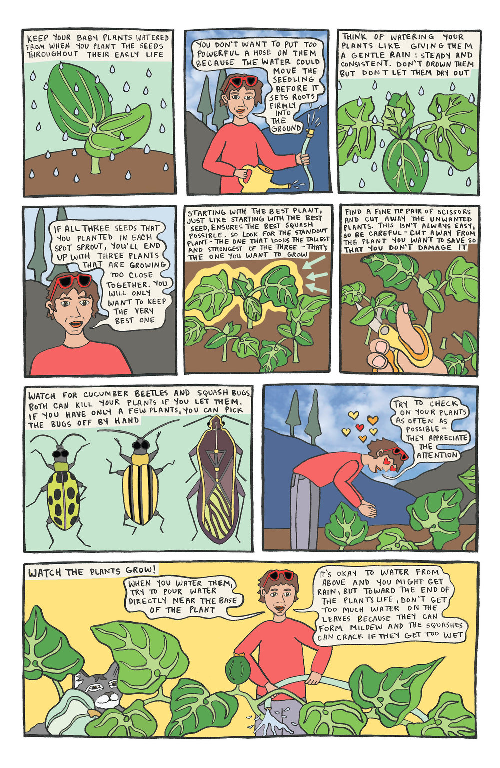Adventures in Seed Saving page 3